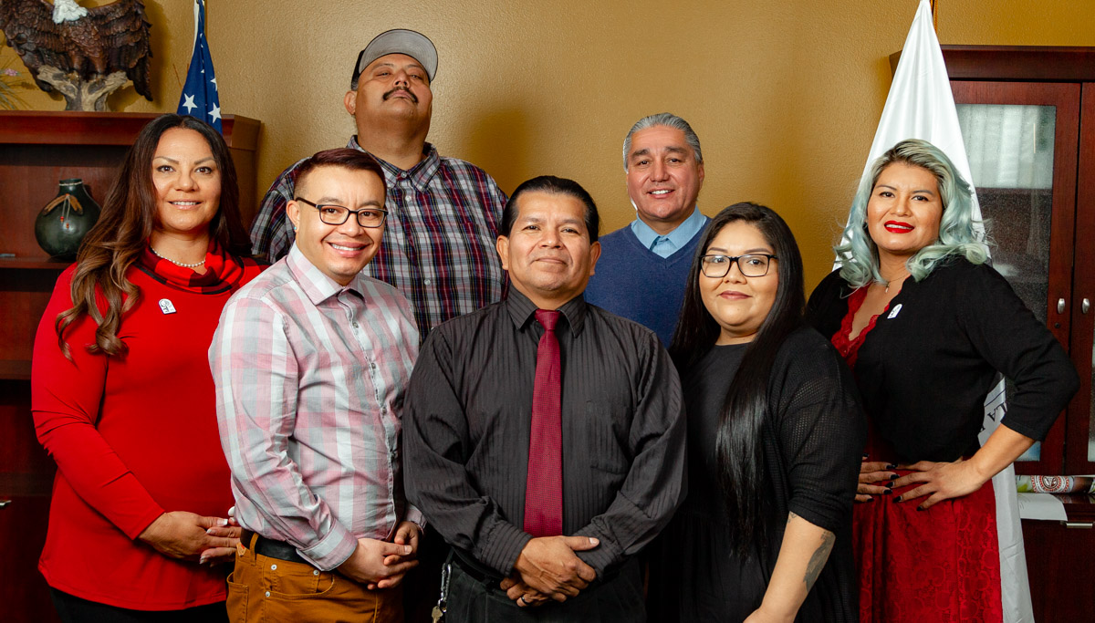 Torres Martinez Tribal Council 2019